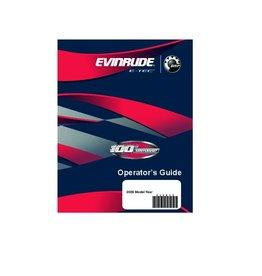 Evinrude E-tec 75 / 90 pk PL, PX, SL, WEL, WEX 2009