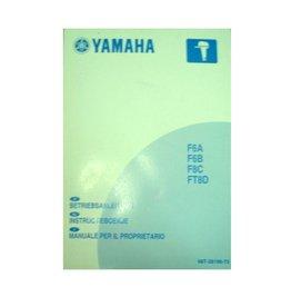 Yamaha gebruikershandleiding 6 t/m 8 pk