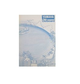 Yamaha instructieboekje 2B/3A/4A/4B/5C
