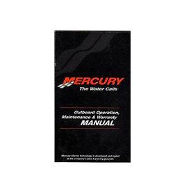 Mercury Marine gebruikershandleiding 25/30 pk 2-stroke