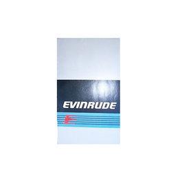 Evinrude operator's manual 4 deluxe