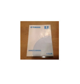 Yamaha gebruikershandleiding 30D