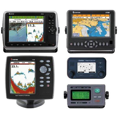 GPS / Fishfinders / Navigatie
