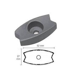 Volvo Penta Anode plate bow thrust 41100276