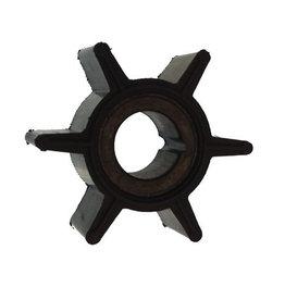 Mercury/Tohatsu/Evinrude Impeller 3 tot 5 pk 2T + 2,5/4/5/6 pk 4T 1cil (47-161543, 369-65021-1, 5040180)