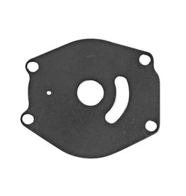 (6) Mercury / Mariner Wear plate 8 HP Bodensee (Inter.) 18XD, 20, 25 HP (1984-05) 9.9 HP (232 cc) 13.5 HP (Inter.) 15 HP 85083