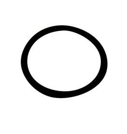 Mercury/Mariner/Volvo/OMC/Johnson/EvinrudeO-Ring 3.9-9.8 HP (25-29439, 3852537, 309731, 911871)