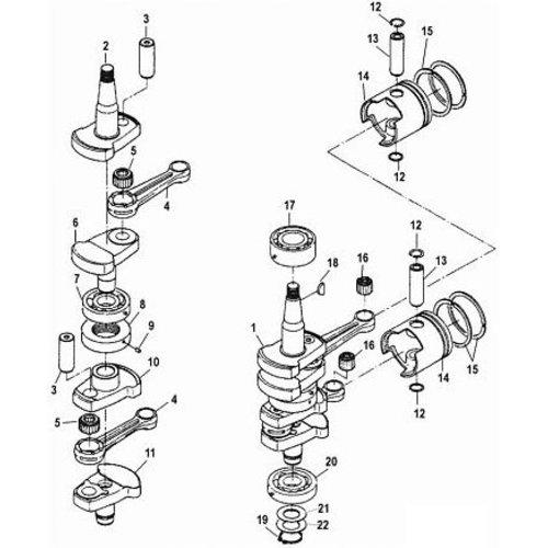 Suzuki krukas onderdelen