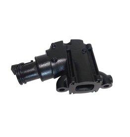 Mercruiser Exhaust Below  (864591T02)