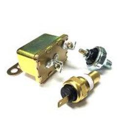 Mercruiser/ OMC Complete temperature & oil pressure warning kit