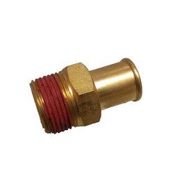 Mercruiser Straight Fitting 3/4-14 x 1 (Brass) 22-866725