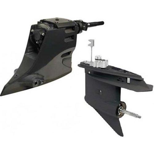 OMC staartstuk / sterndrive / transom Compleet en overige onderdelen