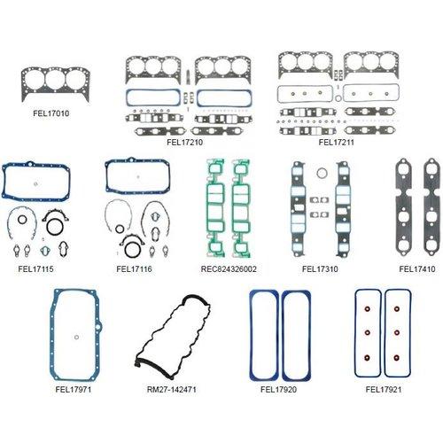 Volvo pakkingen set 4,3 Liter 164/190/180/187/205 pk type: 430/431/432/434 (DP)