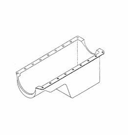 Mercruiser/Volvo/General Motor Oil Pan Aluminium (21124851, 804912T01)