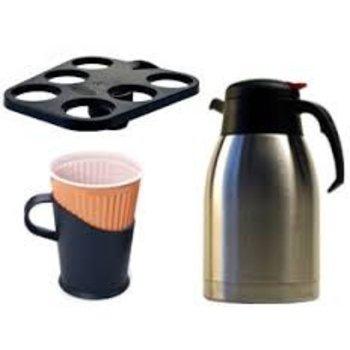 Koffie & thee pakket (standaard)