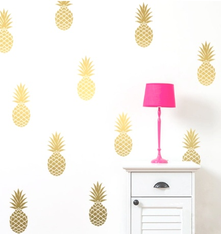 WALL stickerset PINE