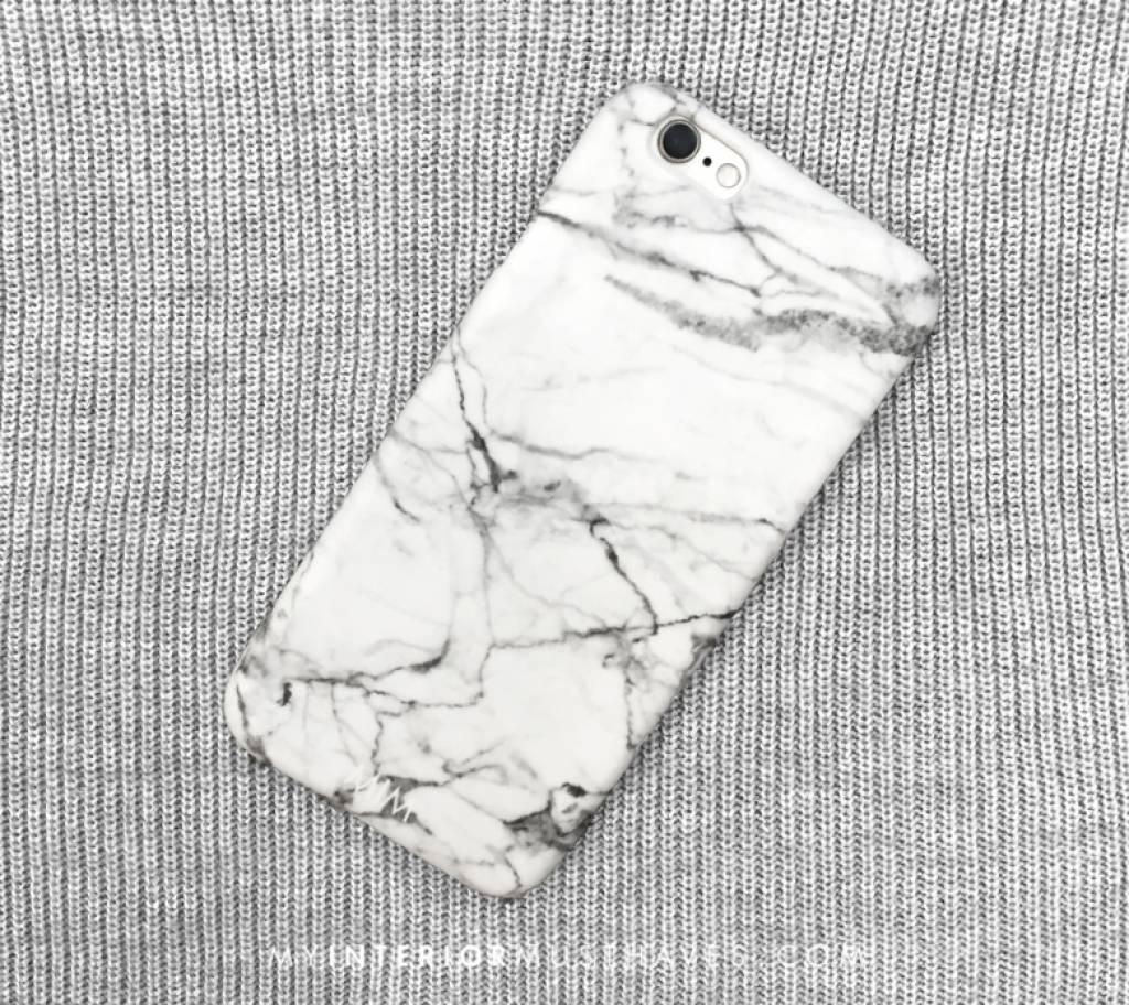 PIMP IT WITH MARBLE - MIM (phone case)