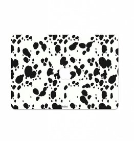 SPOTTY DALMATIAN (laptop sticker) - MIM