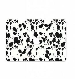 SPOTTY DALMATIAN (laptop sticker) - MIM