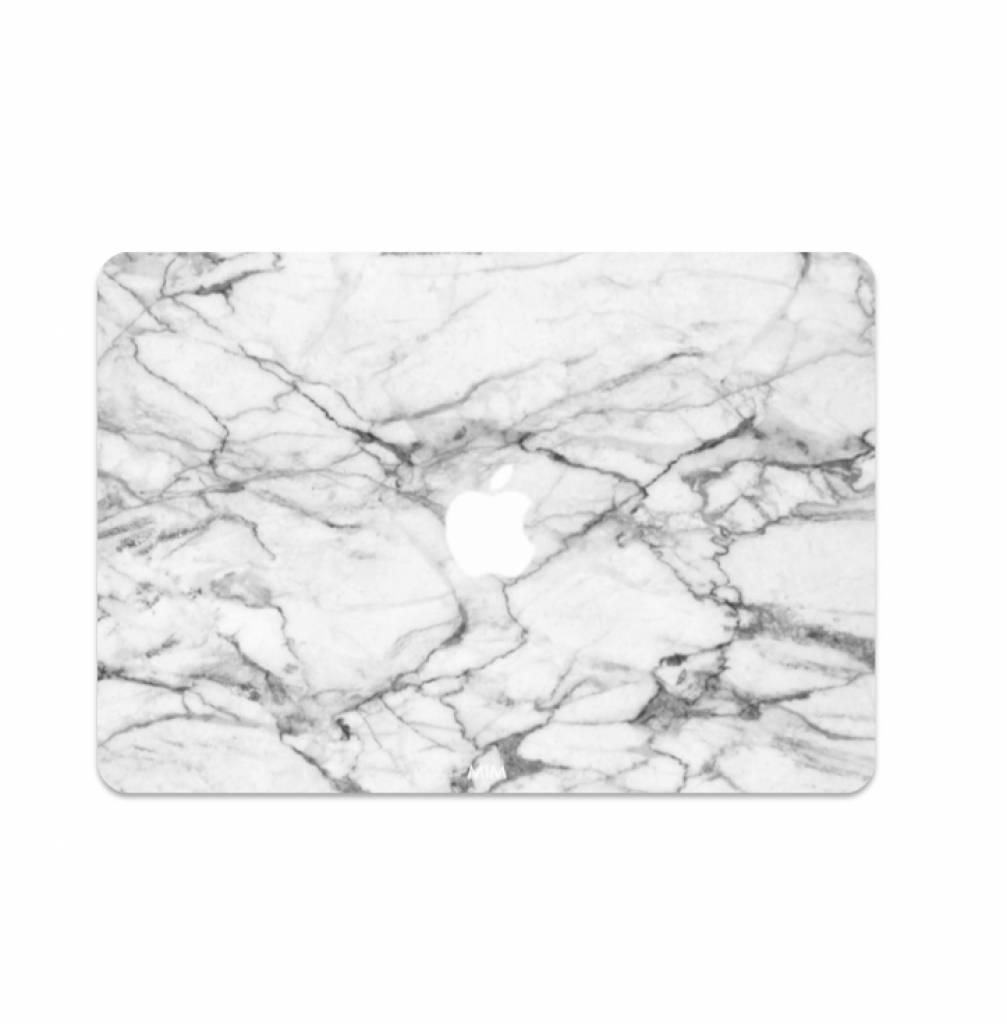 NATURE MARBLE (laptop sticker) - MIM