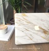 GOLDEN RUSH (laptop sticker) - MIM