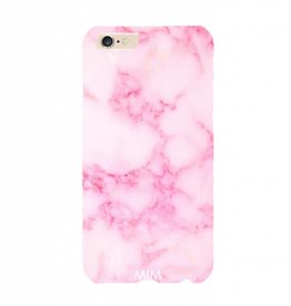 PINK MARBLE - MIM (phone case)