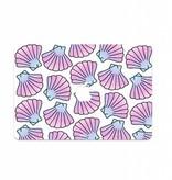 MERMAID SHELLS (laptop sticker) - MIM