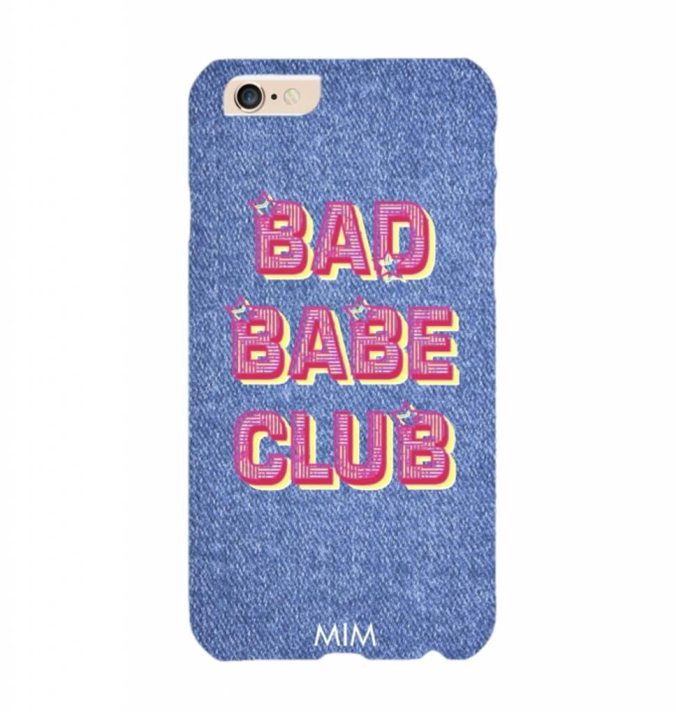 BAD BABE CLUB - MIM AW/17 (phone case)