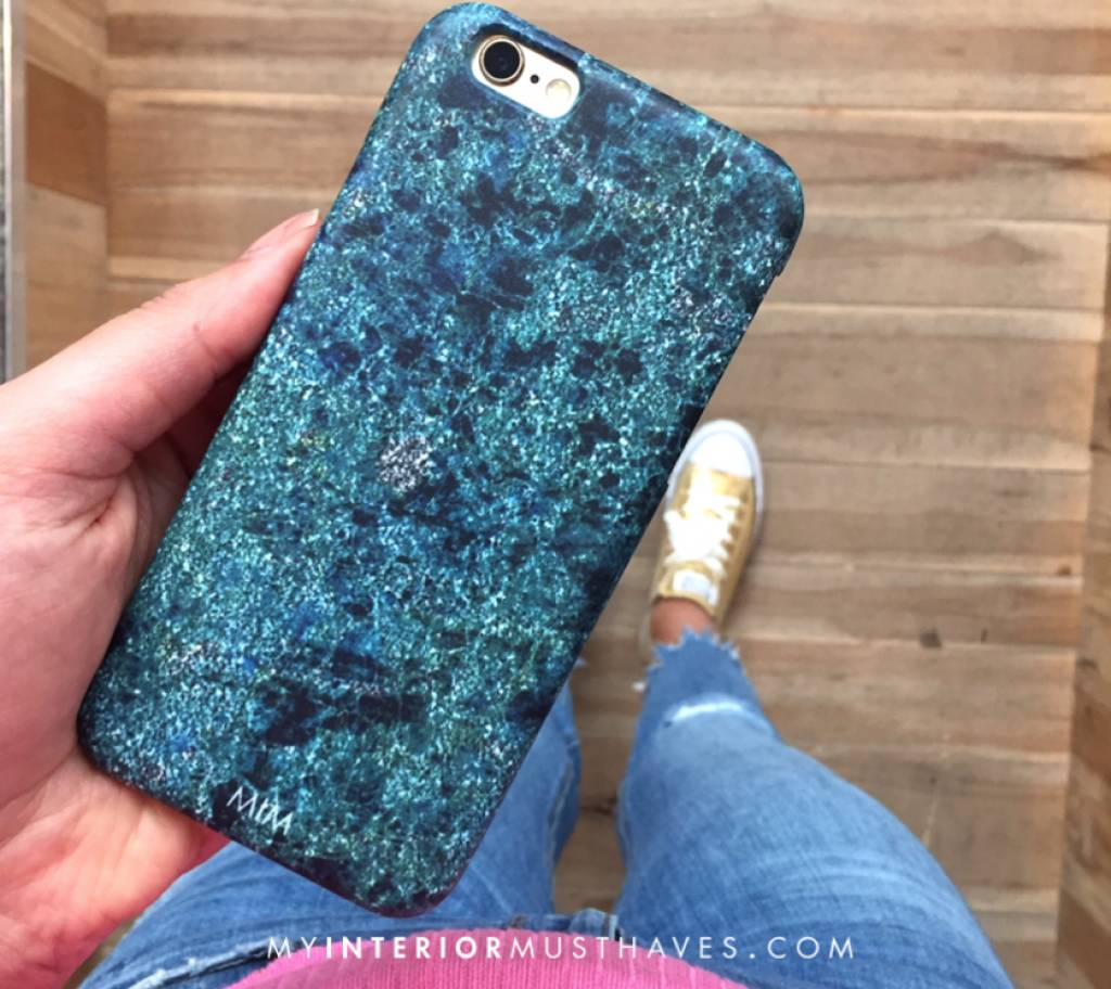GREEN SPARKLES - MIM AW/17 (phone case)