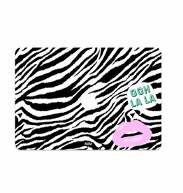 OOH LA ZEBRA (laptop sticker) - MIM AW/17