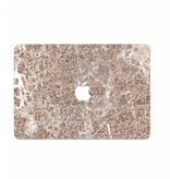 TAUPE SPARKLES (laptop sticker) - MIM AW/17