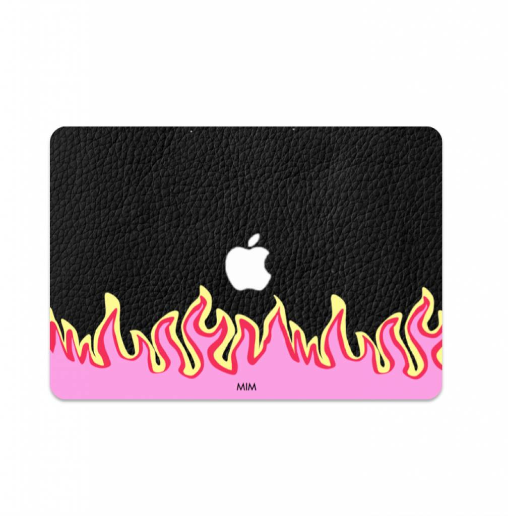 HOT IN HERE (laptop sticker) - MIM AW/17