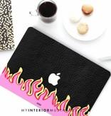 HOT IN HERE (laptop sticker) - MIM AW/17