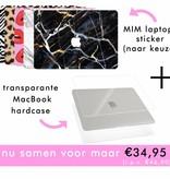 GREEN SPARKLES (laptop sticker) - MIM AW/17