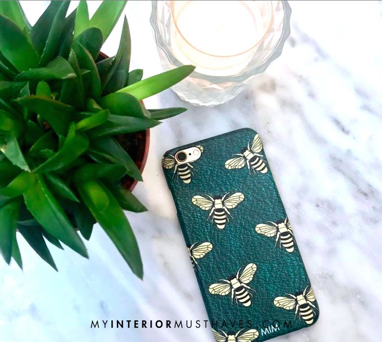 HONEY BEES - MIM PARTY COLLECTION (phone case)