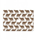 CHEEKY CHEETAH (laptop sticker) - MIM PARTY COLLECTION
