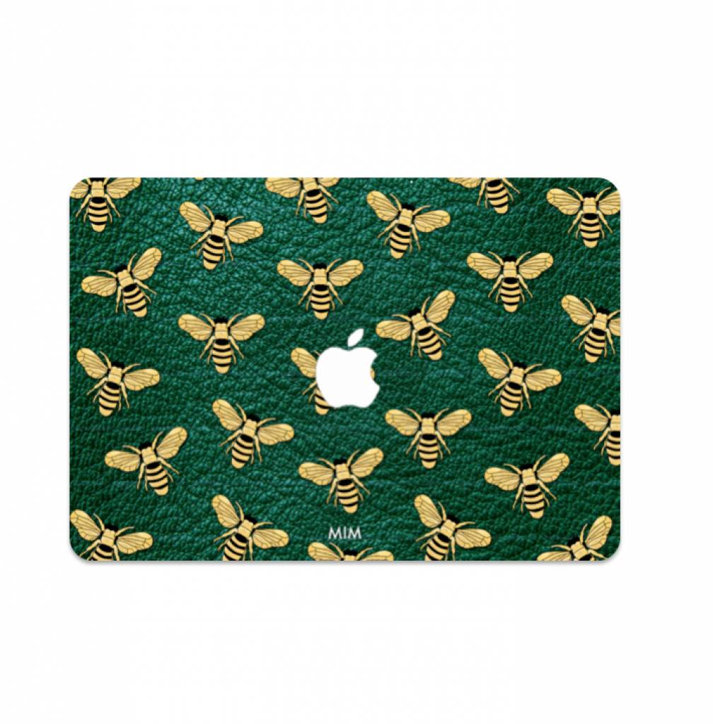 HONEY BEES (laptop sticker) - MIM PARTY COLLECTION