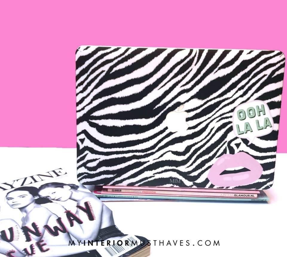 OOH LA ZEBRA (laptop sticker) - MIM AW/17