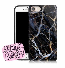 MAJESTIC MARBLE - MIM BUMPER CASE (shockproof)