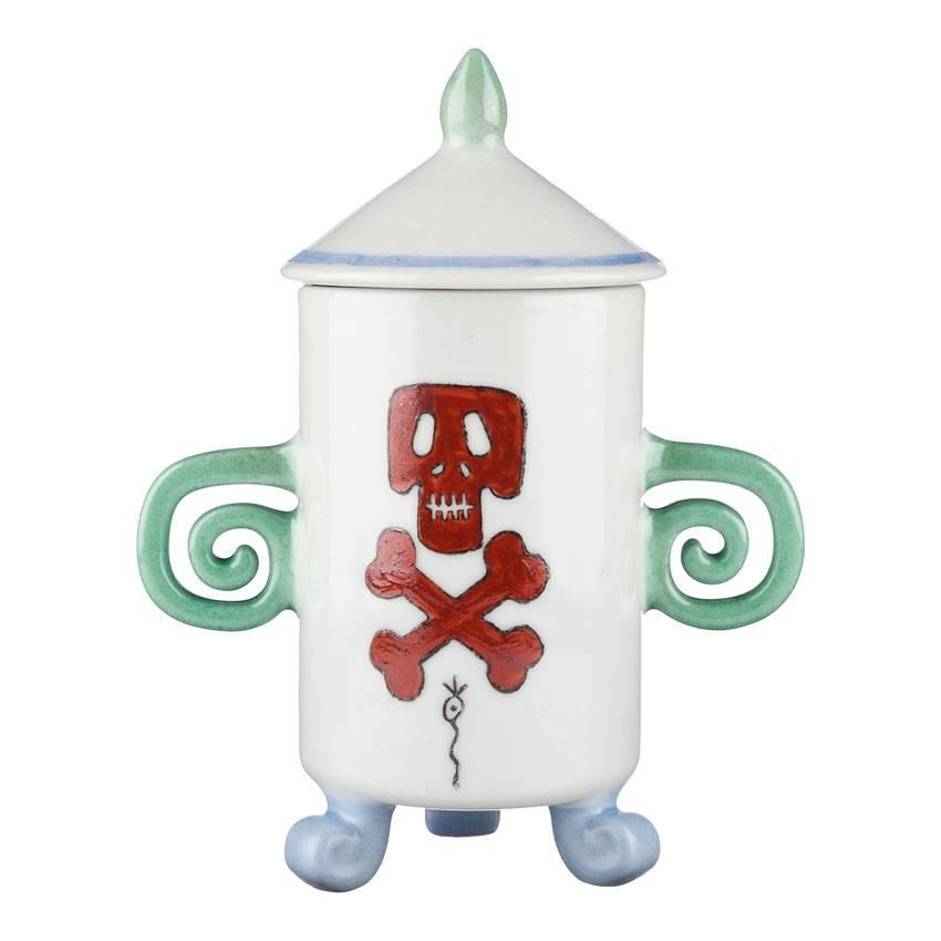 Multiple 'Chinese teapot' - Joost van den Toorn