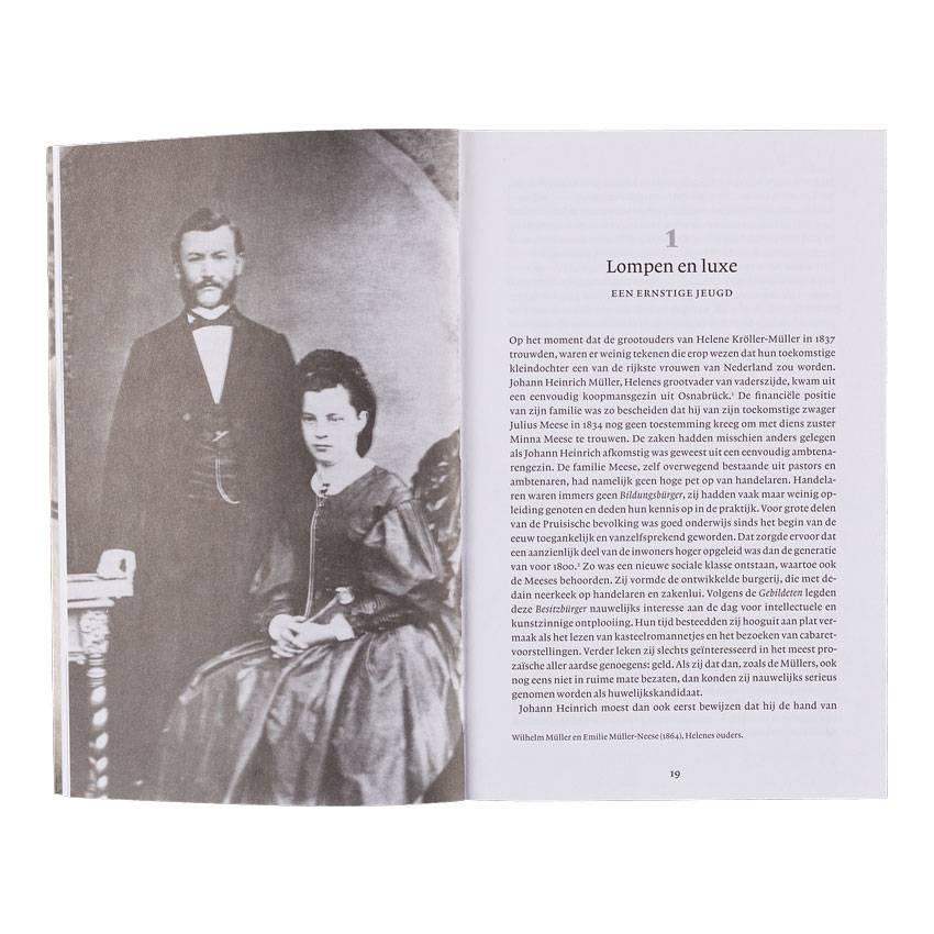 HELENE KRÖLLER-MÜLLER (1869-1939) - DE EEUWIGHEID VERZAMELD