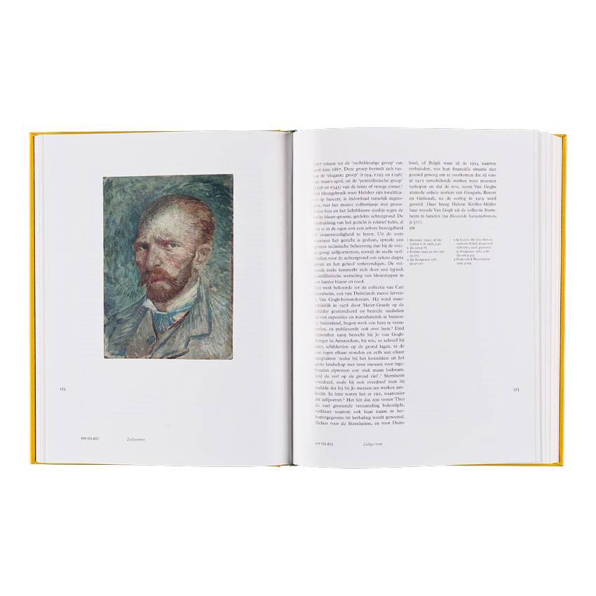 De schilderijen van Vincent van Gogh in de collectie van het Kröller-Müller Museum