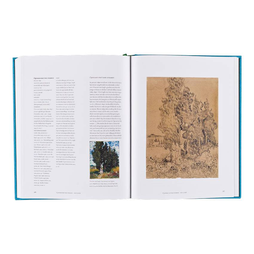 the paintings of vincent van gogh in the collection of the kroller muller museum