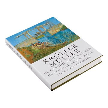 KRÖLLER MÜLLER – THE HISTORY OF A CULTURAL LIFE WORK
