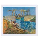 Reproductie 'Brug te Arles' - Vincent van Gogh