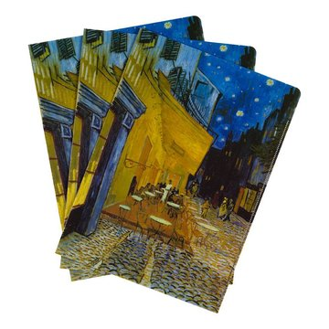 DOCUMENT WALLETS VINCENT VAN GOGH