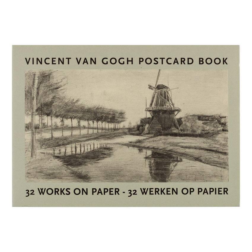 Postcard Book - Vincent van Gogh