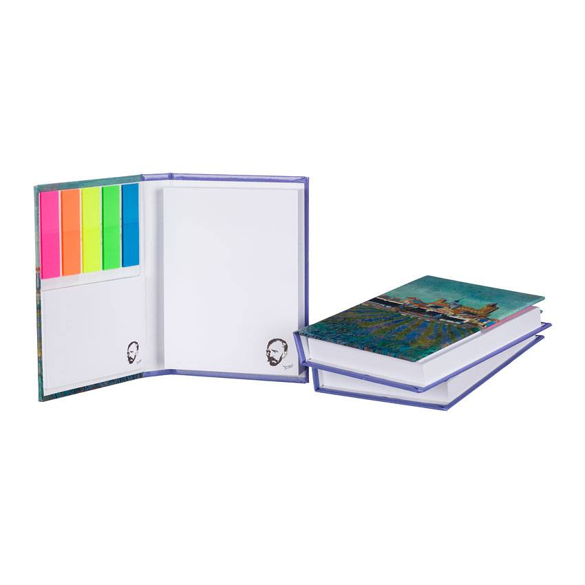 HARDCOVER EASY NOTES VINCENT VAN GOGH