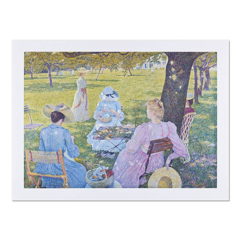 Reproduction - Théo van Rysselberghe