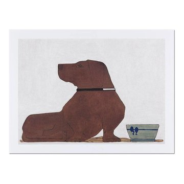 REPRODUCTION Dachshund Bart van der Leck